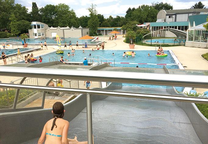 Willich Schwimmbad geburtstagsfeier mit poolparty wir willich
